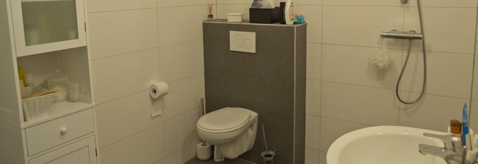 Badkamer Poort van Diem